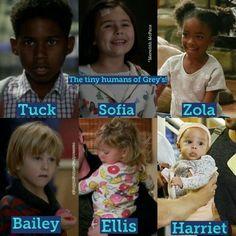 Grey's Children
