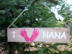 Mother's Day is in 10 Days!!! There is time to order this CUTE sign for mom or nana!