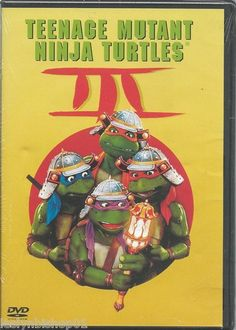 THE Teenage Mutant Ninja Turtles III DVD 2002 Corey Feldman Director Stuart | eBay