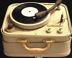 Dansette record players - wouldn't this look awesome as a cake?!?!