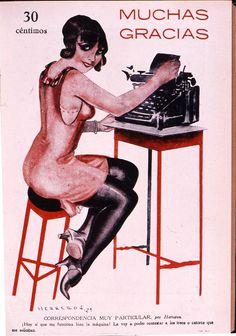 Early Spanish Erotica