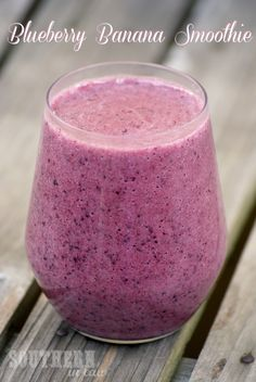 A healthy smoothie recipe that's packed with nutritional benefits - but only has three ingredients! You can't get any simpler than that! Low fat, gluten free, vegan and clean eating friendly!