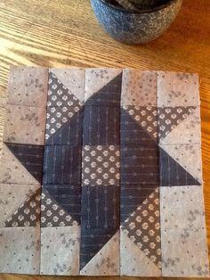 Whirligig Pinwheel quilt block