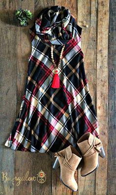 Badgeley Dress