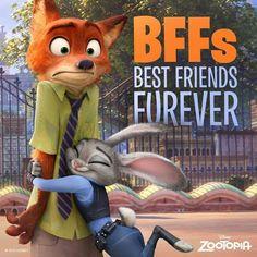 Zootopia#BestFriendDay#facebook