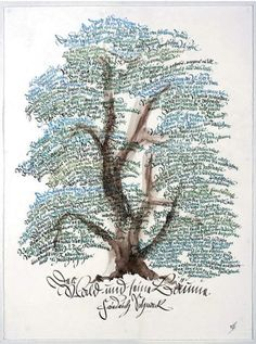 family tree - nice format #journal