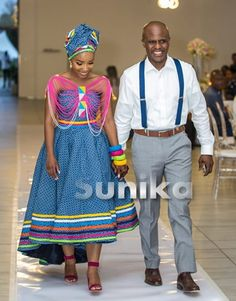 Xhosa Attire, African Attire, African Wear, African Dress, African Traditional Wedding Dress, Traditional African Clothing, Traditional Fashion, African Print Fashion, African Prints