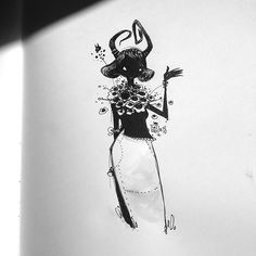 Inktober 2014 on Behance