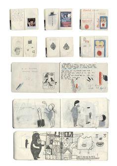 https://flic.kr/p/767N6G | more sketchbooks | sketchbook pages