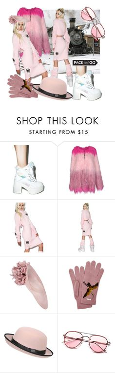 """""""Pack and Go: Winter Getaway"""" by victoria-ronson ❤ liked on Polyvore featuring TPN, Maria ke Fisherman, Dsquared2, Pilot and WithChic"""