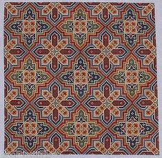 Regent Street Cotton – Red and Blue – 13 mesh Cross Stitch Borders, Cross Stitching, Cross Stitch Embroidery, Cross Stitch Patterns, Needlepoint Designs, Needlepoint Canvases, Hand Embroidery Design Patterns, Knitting Patterns, Palestinian Embroidery