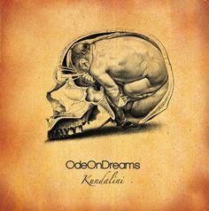 """OdeOnDreams:  """"Kundalini""""  2011  Arte y diseño:  Acid Roots - lucia.clews@gmail.com"""