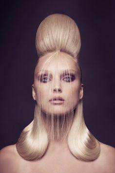 Cheveux Avi Malka | Photographe Amir Tsuk | Maquillage Dudi Malka #echoscoiffure #coiffure #hair