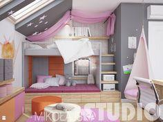 pokój dla dziecka - zdjęcie od MIKOŁAJSKAstudio - Pokój dziecka - Styl Nowojorski - MIKOŁAJSKAstudio