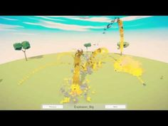 (23) Unity: Low Poly Particle Effects Demo - YouTube