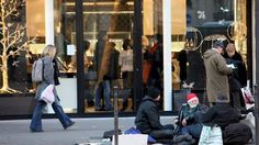 Richest 1% to own more than rest of world, Oxfam says - Source - BBC News - © 2014 BBC #Money, #Business