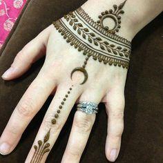 Tatuaje en henna