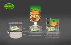 Kamis - promotional pack - design by Gilbert Vasile