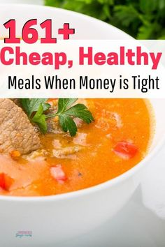 Dirt Cheap Meals, Inexpensive Meals, Cheap Food, Budget Recipes, Budget Meals, Cheap Recipes, Family Meal Planning, Family Meals, Frugal Family