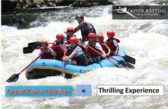 Recreational Activities, Rishikesh, We Run, Visit Website, Rafting, Journey, India, River, Adventure
