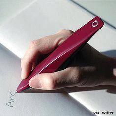 Arc pen improves Parkinson's sufferers' writing skills |www.health24.com