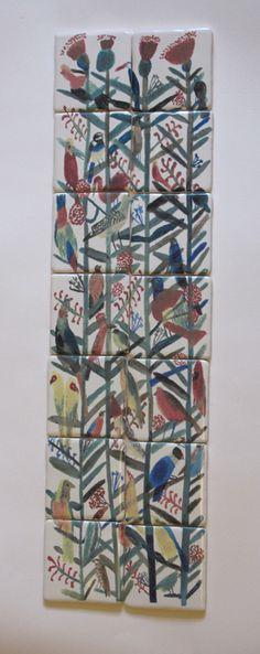 Laura Carlin - tiles