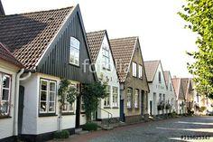 Fischerhäuser am Holm in Schleswig / Fotolia - © SULUPRESS / Torsten Sukrow