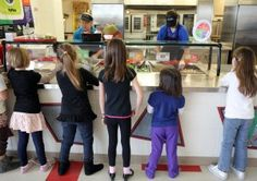 Creative school lunches: Indiana's School City of Hammond teamed up with a chef to create tasty, healthy lunch dishes like a Hawaiian burger and salad. The district also enlists student advisory groups to taste-test potential additions to the cafeteria menu so kids are more likely to enjoy healthier foods.