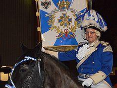 Equitana| Aktuelles | Die Blauen Funken - Das sympathische Traditionskorps
