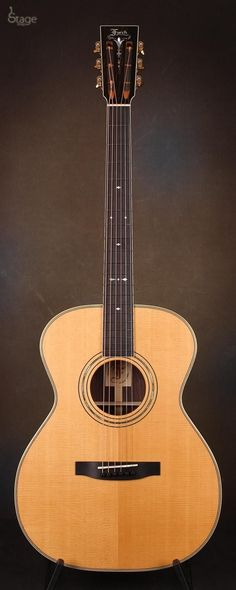 Furch OM34-SR CUSTOM SLOT acoustic guitar. Beautiful guitars priced competitively with Martin.