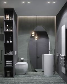 A meticulous selection of Luxury Bathrooms curated by Boca do Lobo. Here you'll find inspiring decor ideas to remodel the most private division Modern Luxury Bathroom, Modern Bathroom Design, Bathroom Interior Design, Luxury Bathrooms, Modern Bathrooms, Bathroom Designs, Boho Bathroom, Bathroom Wall Decor, Small Bathroom