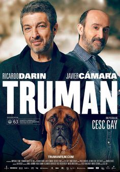 Truman [Vídeo (DVD)] / director Cesc Gay. Distribuida por Filmax Home Video, 2015