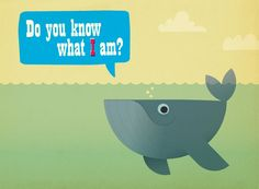 Do You Know What I Am? by Chad Geran, via Behance