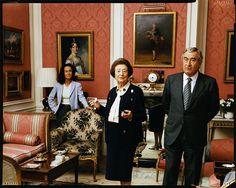 Tina Barney. 'The'Brocade'Walls' 2004