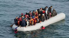 Migrant crisis: Over one million reach Europe by sea. The United Nations refugee agency says over one million refugees and migrants reached Europe by sea in 2015.  12.29.15