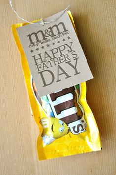 easy father's day treat ideas {for large groups}   Little Birdie Secrets
