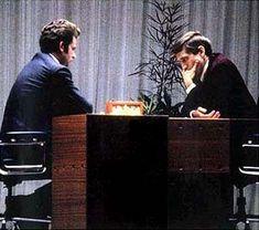 Sept 1, 1972 - Bobby Fischer (U.S.) defeats Boris Spassky (U.S.S.R.) for world chess title   Fischer vs Spassky 1972