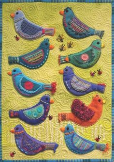 sue spargo quilts - Google Search