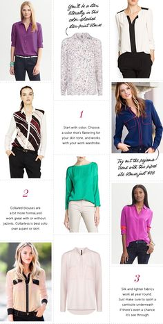 Professionelle Office Blouses under $200