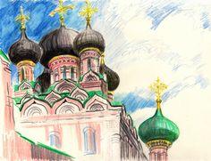 2017.06.17_Церковь Живоначальной Троицы В Останкино   Flickr