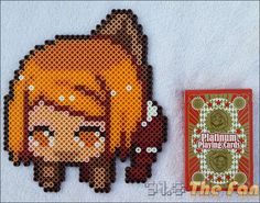 attack on titan bead sprite | Attack on Titan - Large (Resized)