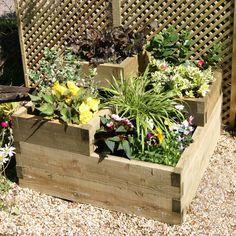 Superior Wooden Flower Pots Ideas Rased Garden Beds, Elevated Garden Beds, Garden  Boxes, Garden
