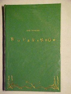 Roverandom-By J.R.R. Tolkien