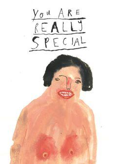 ilustración de Faye Moorhouse