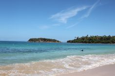 Vega Alta beach.