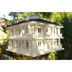 Clubhouse Birdhouse Home Bazaar Birdhouses Bird Feeders & Birdhouses Outdoor