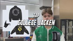 Die besten College Jacken für den Herbst 2020 My Outfit, Broadway Shows, Tops, Outfits, Autumn, Jackets, Suits, Kleding, Outfit