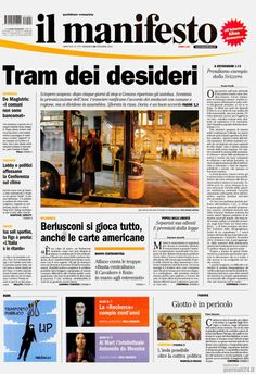 24.11.2013 Il Manifesto