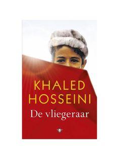De vliegeraar (Khaled Hosseini) - 10,90 €. MakroShop.be