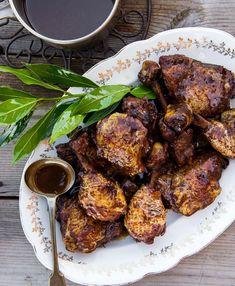 Chicken Lambrusco.
